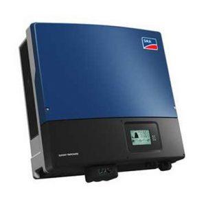 SMA Sunny Tripower STP15000TL - STP25000TL omvormer met een zeer hoog rendement is verkrijgbaar bij Buist Solar technologie in Stadskanaal.